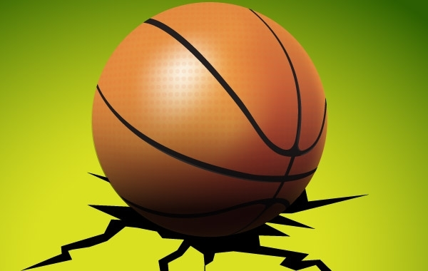 Free Vectors: Basketball | vectorfresh
