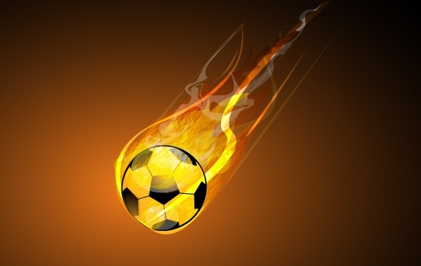 Free Burning Soccer