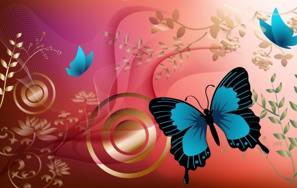 Free Butterfly Graphics