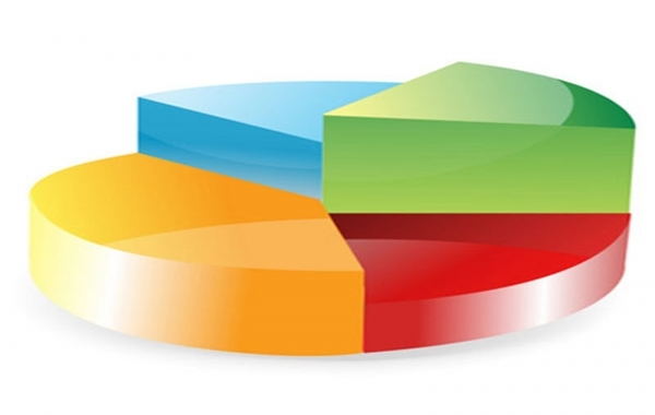 Free Vectors: Pie chart | Vector Fresh