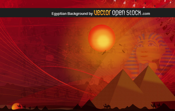 Free Egyptian Background