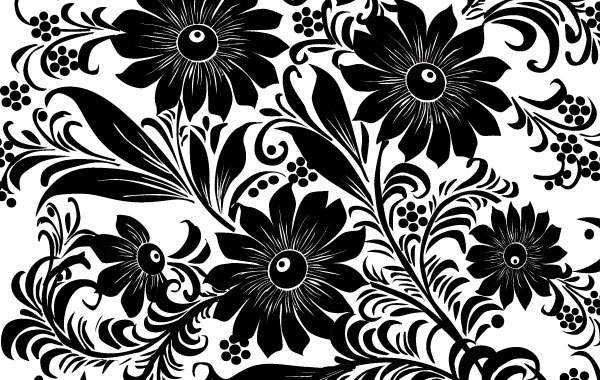 Free Floral Background 23