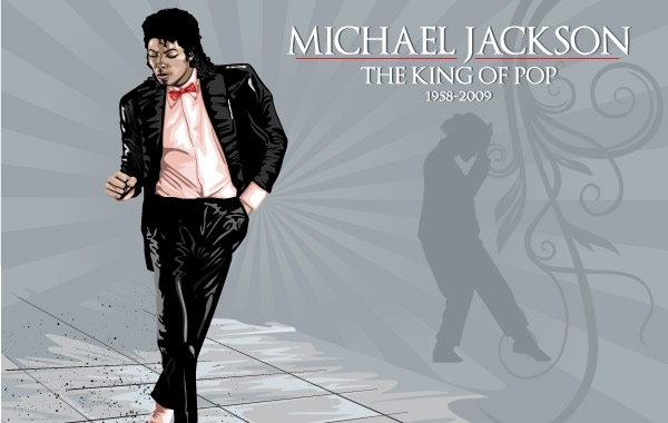Free Michael Jackson Vector