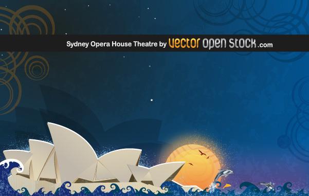 Free Sydney Opera House Theatre
