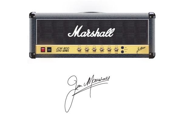 Free JCM 800 Guitar Amp Vector