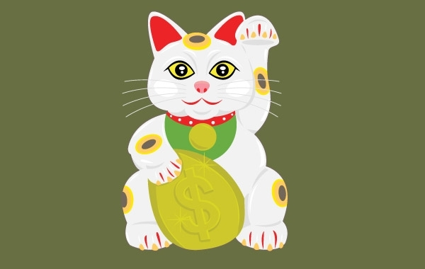 Free Lucky Cat