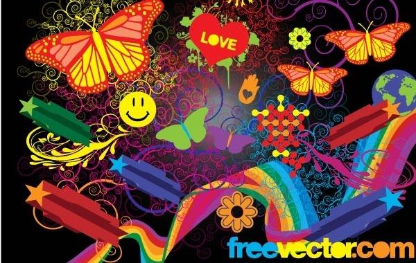 Free Fun Vector