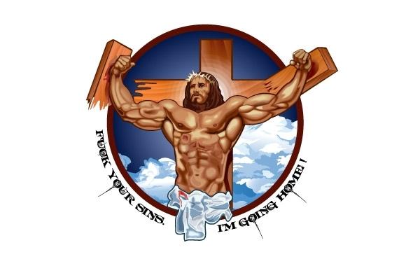Free Apathy Jesus