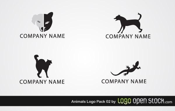 Free Animal Logo Pack 02