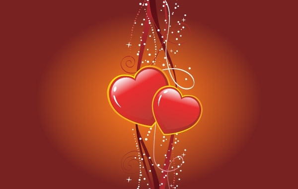 Free Valentines Vector Illustration