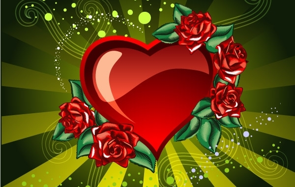 Free Valentine Vector Artwork 3