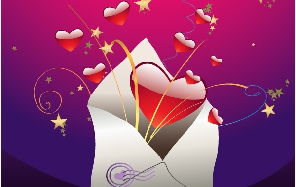 Free Valentine Vector Artwork 4