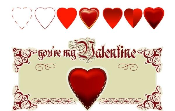 Free Happy Valentine's Day!