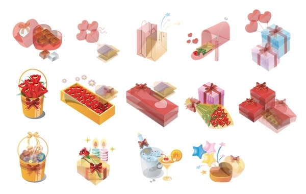 Free St Valentine's Day Icons 3