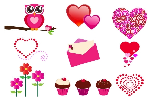 Free FREE VALENTINE'S DAY ICONS