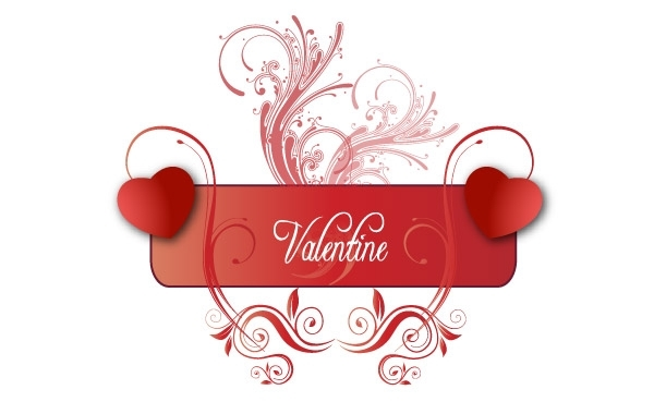 Free Valentine's Day Vector 3