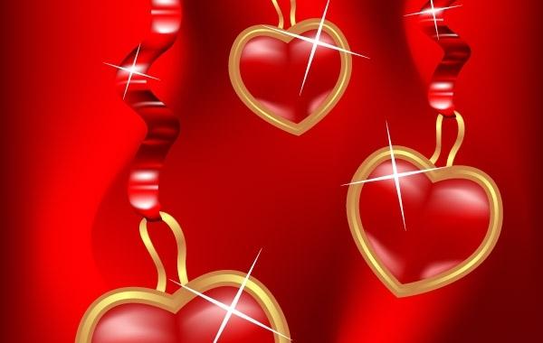 Free Valentine's day free vector