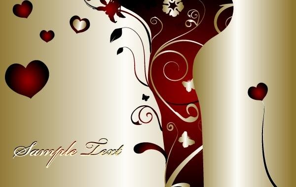 Free Valentine Day Design