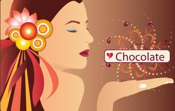 Free People chocolate