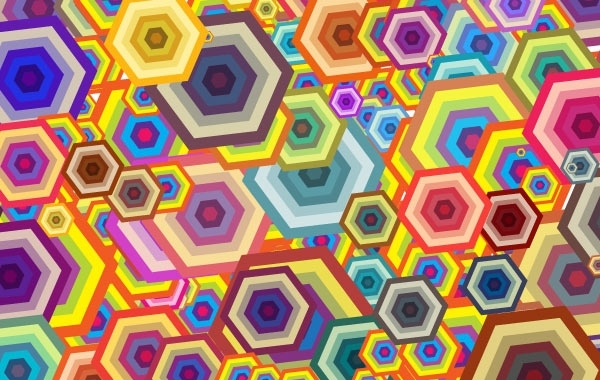 Free Vectors: Polygon background | 123 Free Vectors