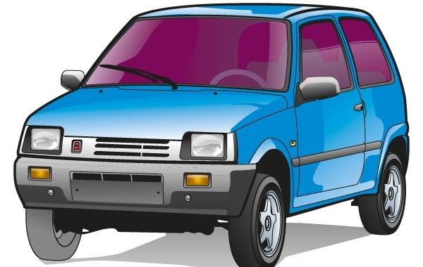 Free Vector Car 1