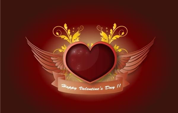 Free Valentines Day Illustration