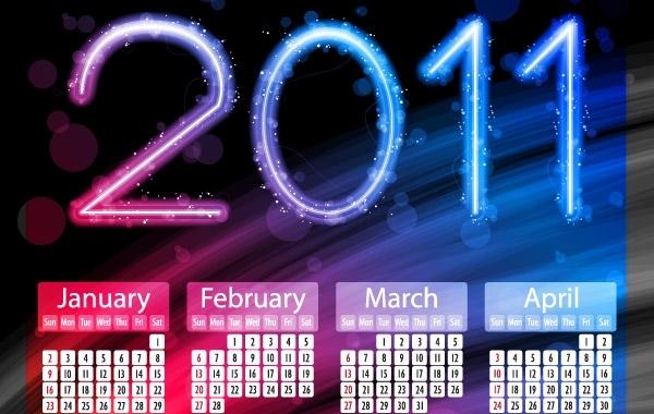 Free 2011 Calendars