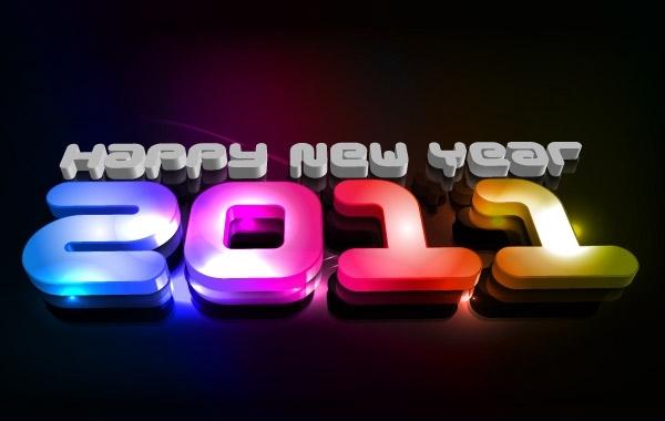 Free new year 2011