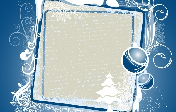 Free 2011 New Year vector 2