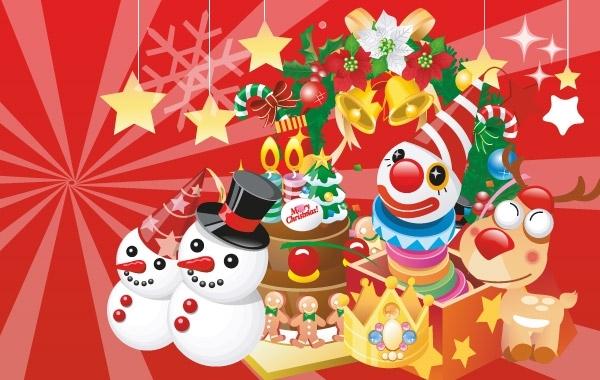 Free Vector Christmas Banners