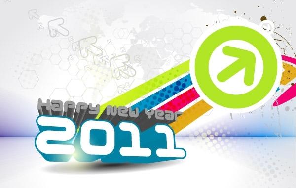 Free Happy New Year 2011