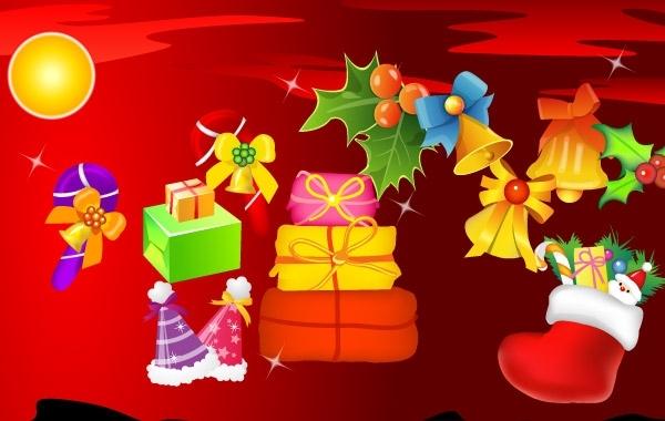 Free Vector Christmas