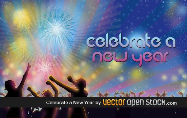 Free Celebrate a New Year