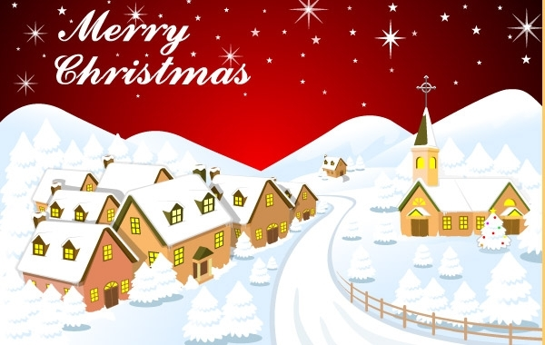 Free Xmas 03 � Christmas Backgrounds