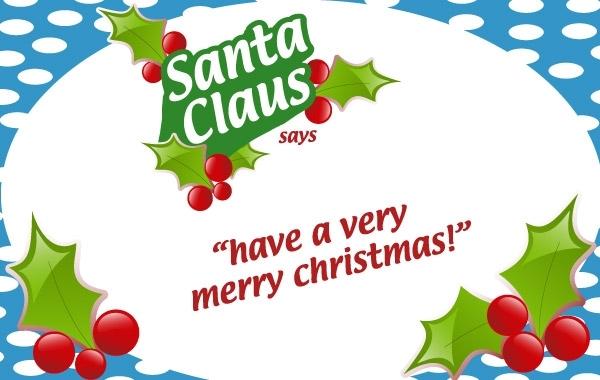 Free Santa Claus Paper Craft