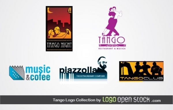Free Tango Logo Collection