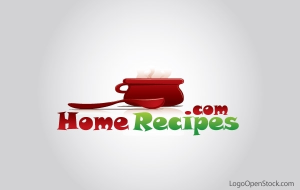 Free Vectors: Home Recipies and Cooking Logo | Logo Open Stock