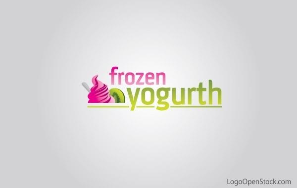 Free Frozen Yogurt Logo