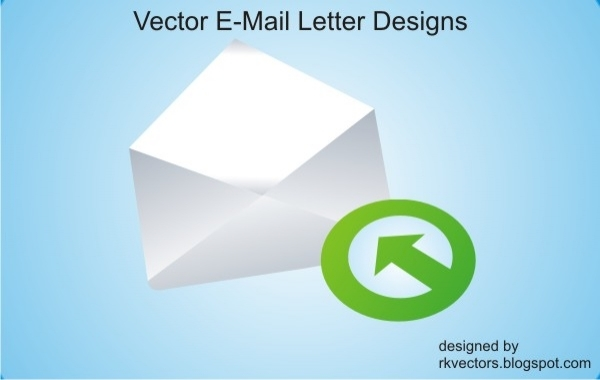 Free Vector Email Letter