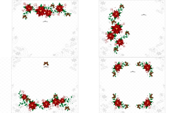 Free Christmas Wreaths 2