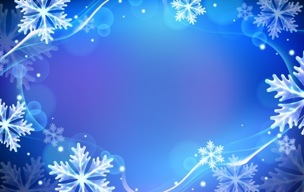 Free Winter Backgrounds