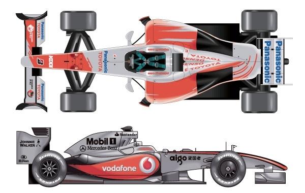 Free Formula 1 Cars