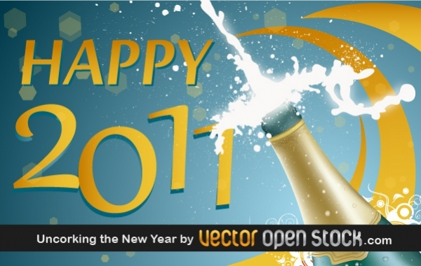 Free Uncorking the New Year