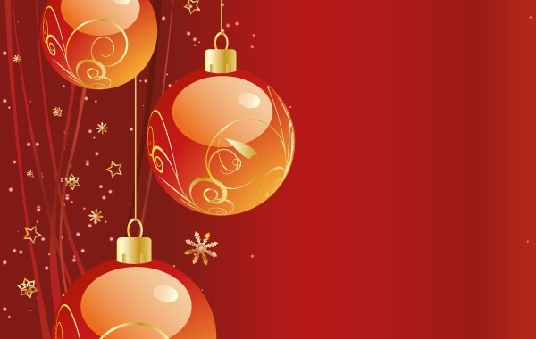 Free FREE VECTOR CHRISTMAS BACKGROUND