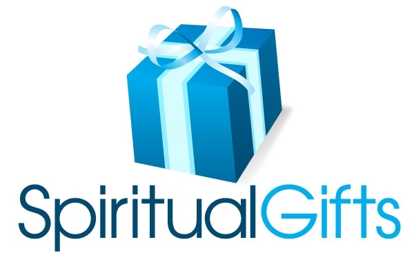 Free Blue gift and text