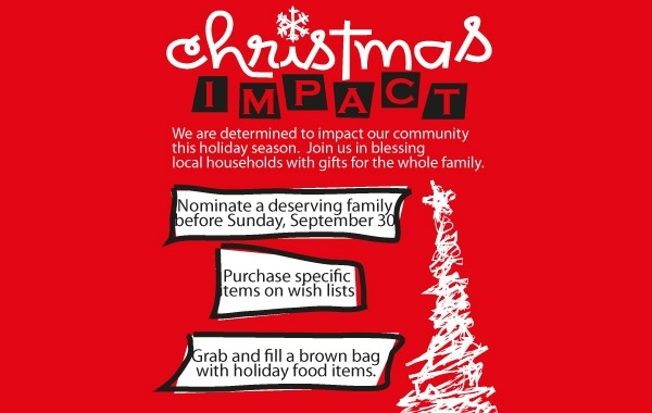 Free Christmas Impact