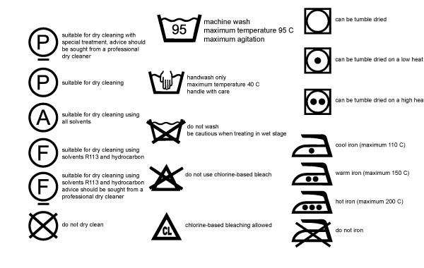 Free Care symbols free vector