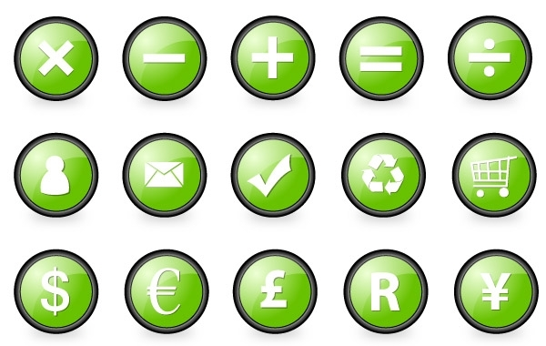 Free Various Orb Icons