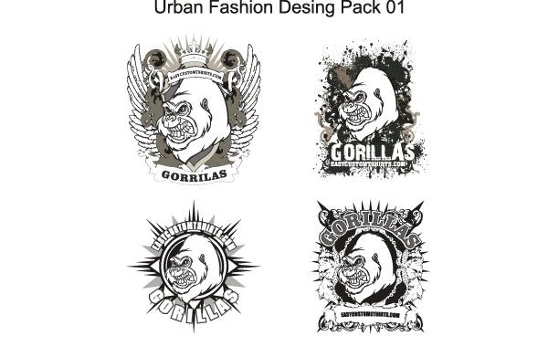 Free Urban Fashion Design