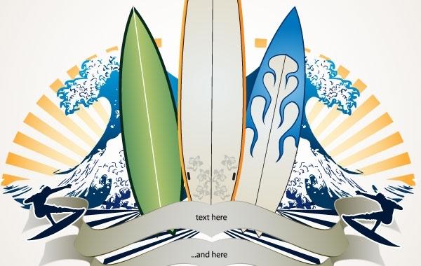 Free Surf Banner